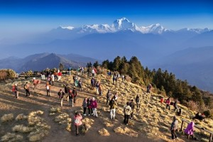 nepal tour from