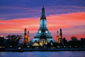 Wat Arun (Temple of Dawn), Bangkok, Thailand