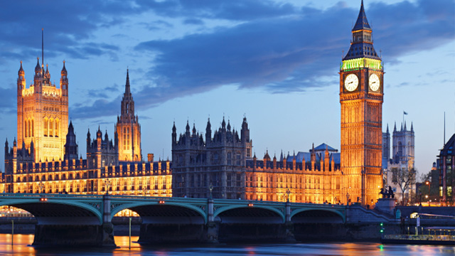LONDON + PARIS 7 days Tour Package