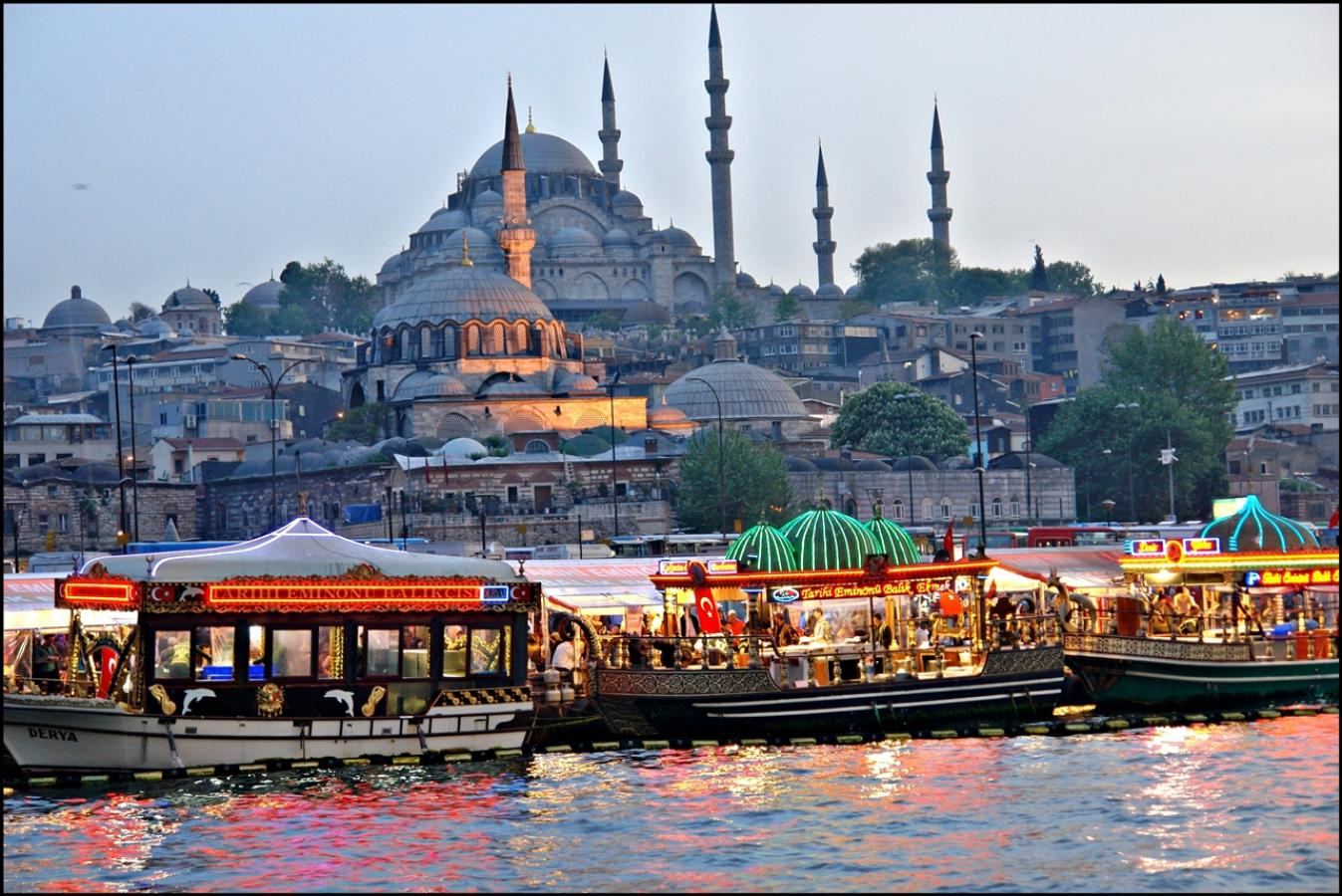 Special Turkish Tour Package for 8 days