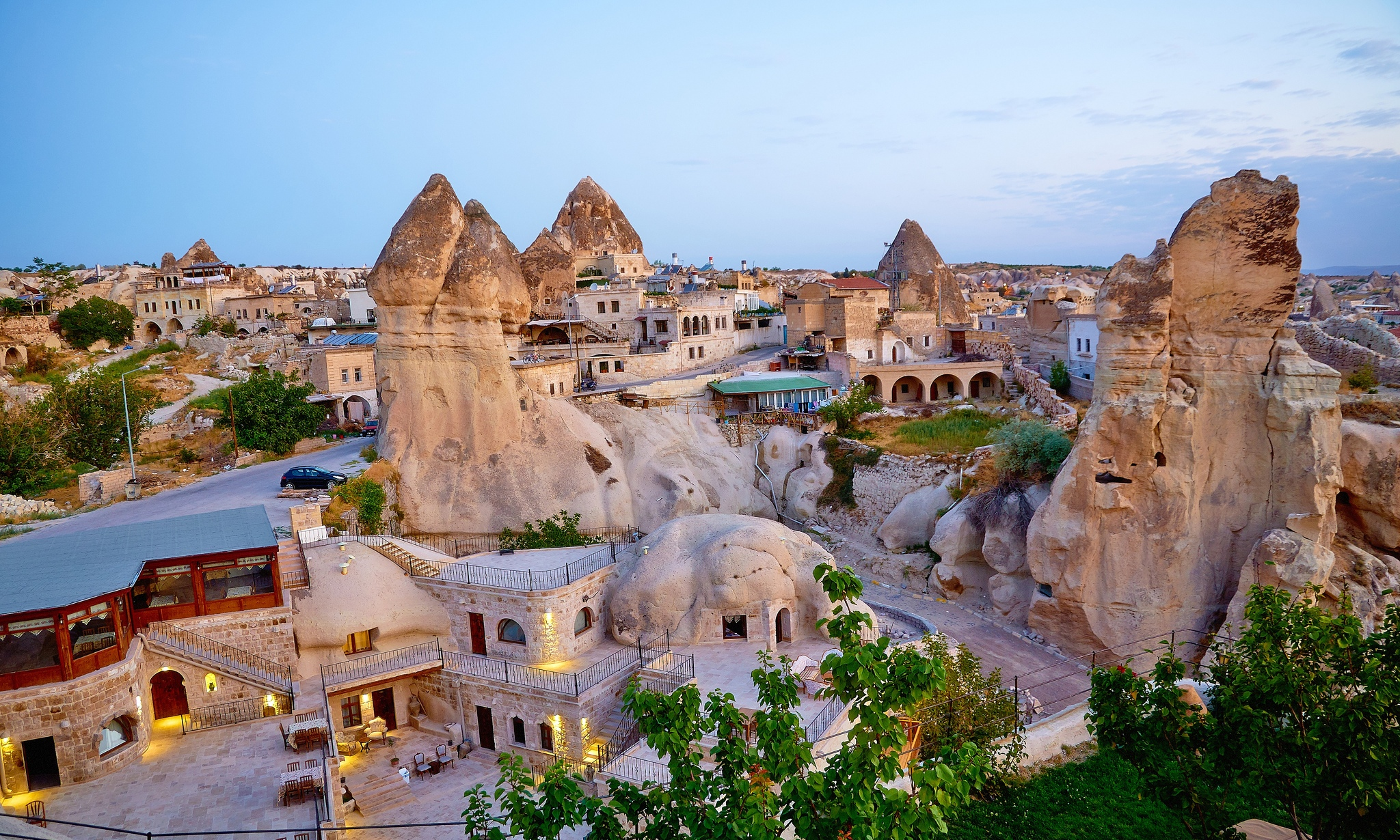 8 Days Turkey Tour by Bus ISTANBUL, CAPPADOCIA, PAMUKKALE, EPHESUS