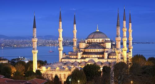 City of Sultans 4 Days 3 Nights (Istanbul tour Package)