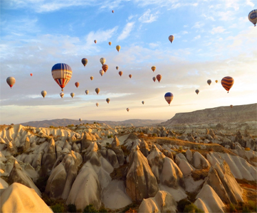 8 Days Istanbul and Cappadocia Tour Package