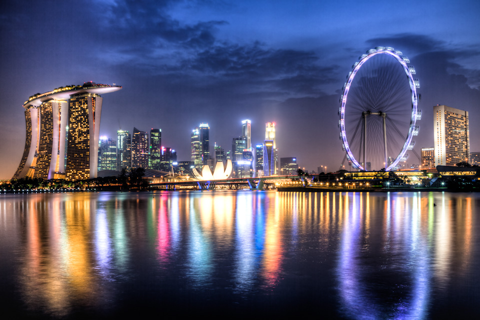 SINGAPORE EASY TOUR PACKAGE